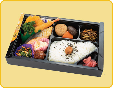 No.102 和風 幕の内弁当 864円
